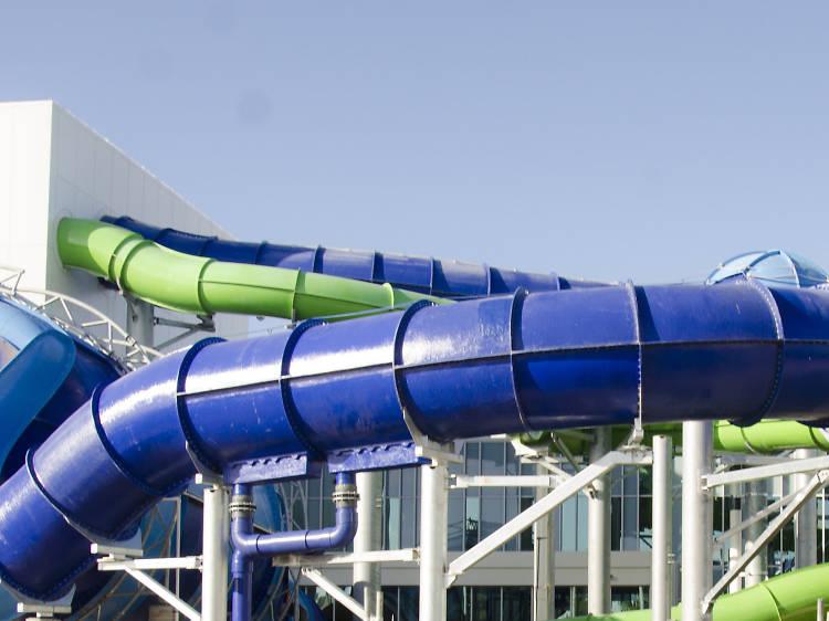 Peninsula Aquatic Recreation Centre (PARC)