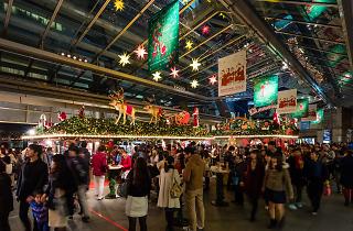 Christmas markets top