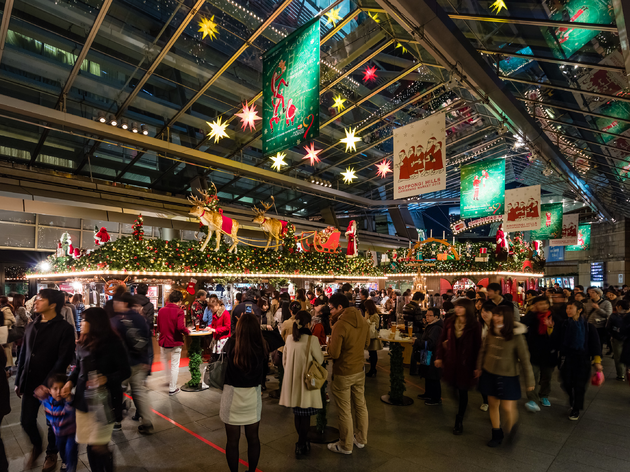 Roppongi Hills Christmas Market | Time Out Tokyo