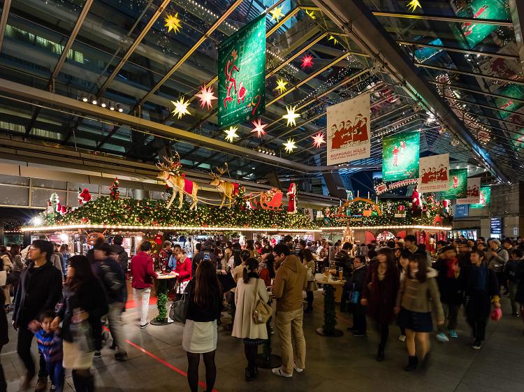 5 joyous Christmas markets in Tokyo