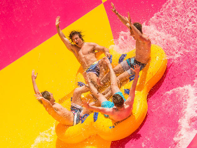 The best waterslides in Melbourne