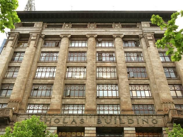 The Nicholas Building