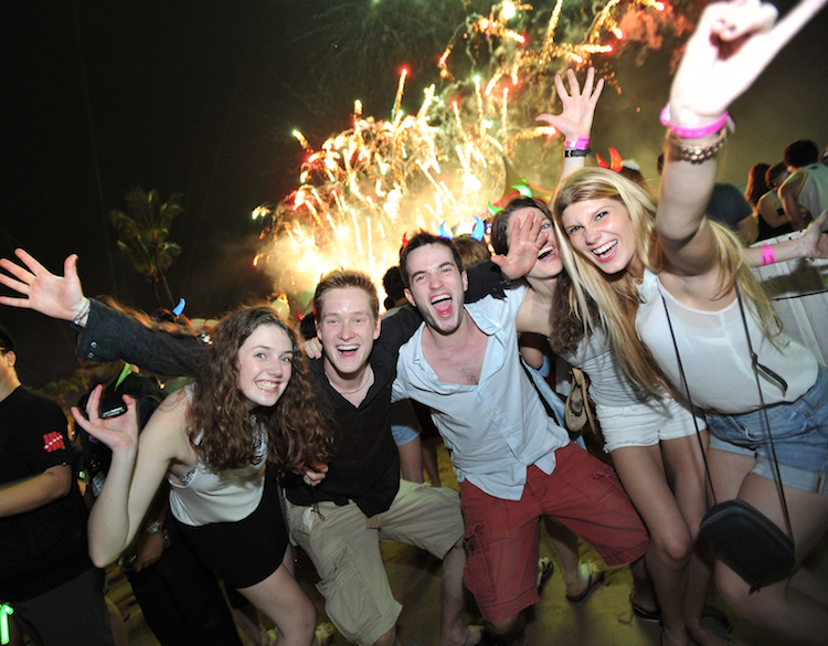 7 best things to do on New Year's Eve at Siloso Beach Party