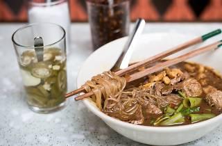 Samsen boat noodles