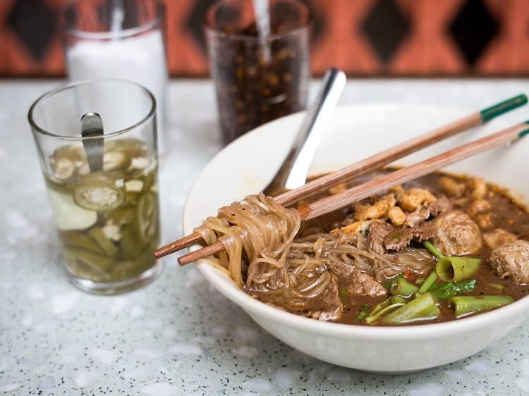 Samsen 泰麵:船麵 No.1