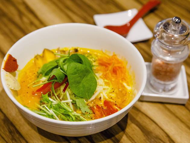 Soranoiro vegan ramen | Time Out Tokyo