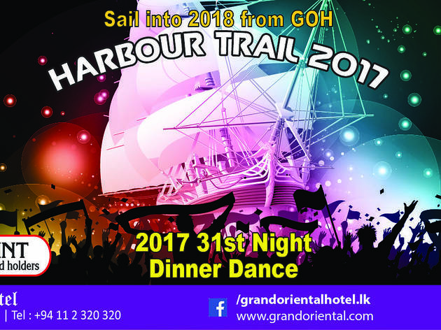 31st Night Dinner Dance at Grand Oriental Hotel