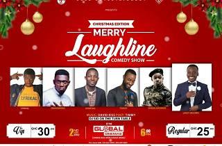 Laughline Comedy 2 Dec 2017