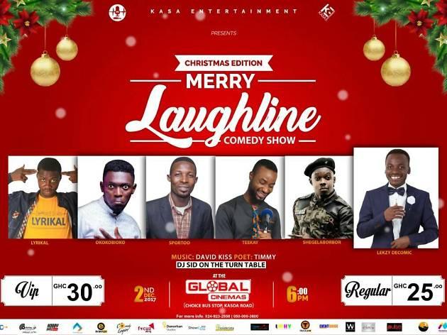 Laughline Christmas 2017