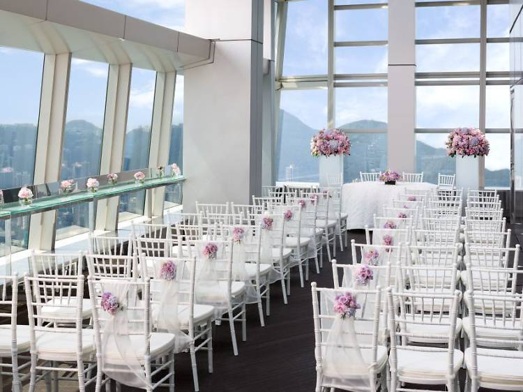 Best view – The Ritz-Carlton