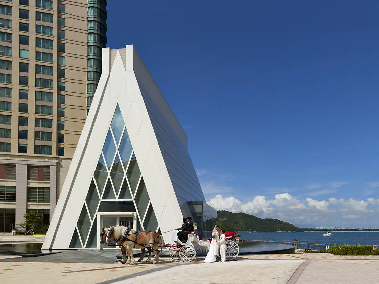 Best chapel – Auberge Discovery Bay Hong Kong