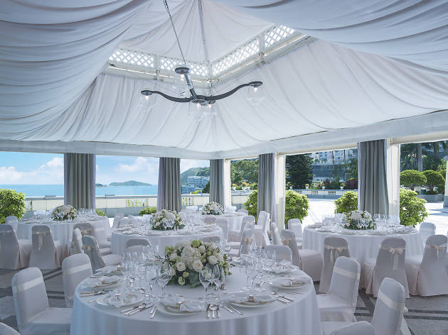 The Repulse Bay wedding