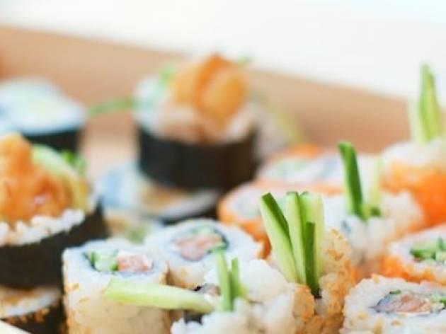 Order take-out sushi at SuperKato