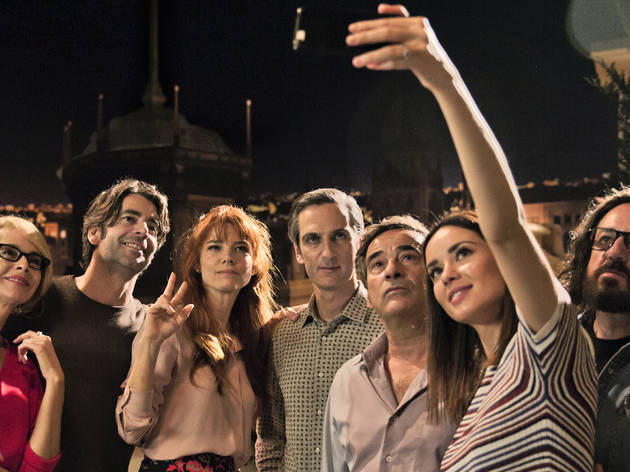 Mosquits, mòbils i Eduard Fernández