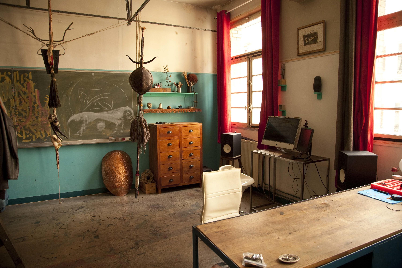 DOC! la friche qui soigne la claustrophobie des artistes à Paris
