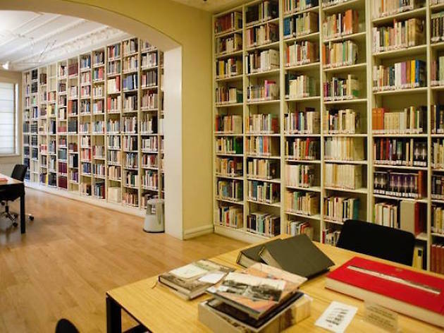İstanbul Araştırmaları Enstitüsü Kütüphanesi