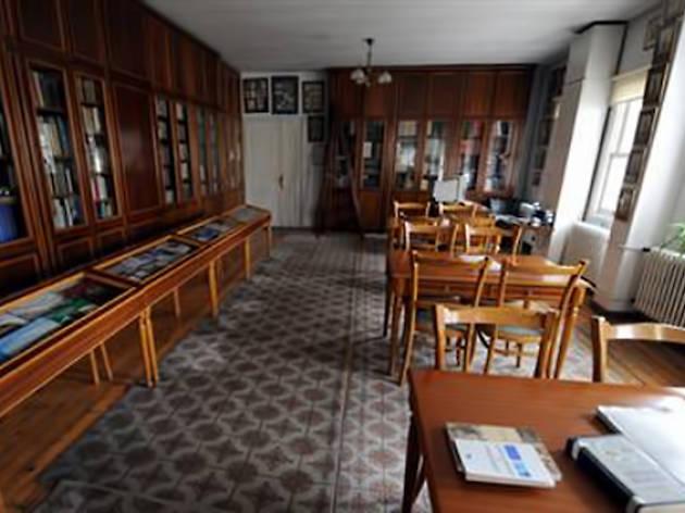 Çelik Gülersoy Vakfı İstanbul Kitaplığı