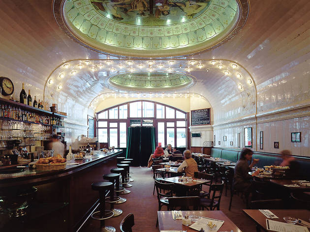 The top restaurants in Hamburg