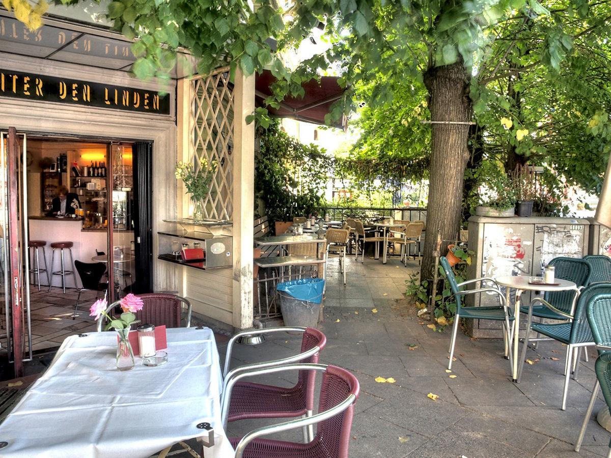 Photograph: Café unter den Linden