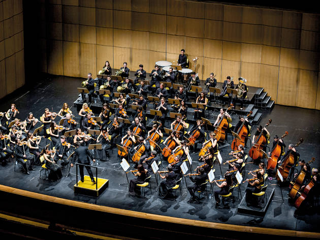Orquestra Sinfónica Metropolitana