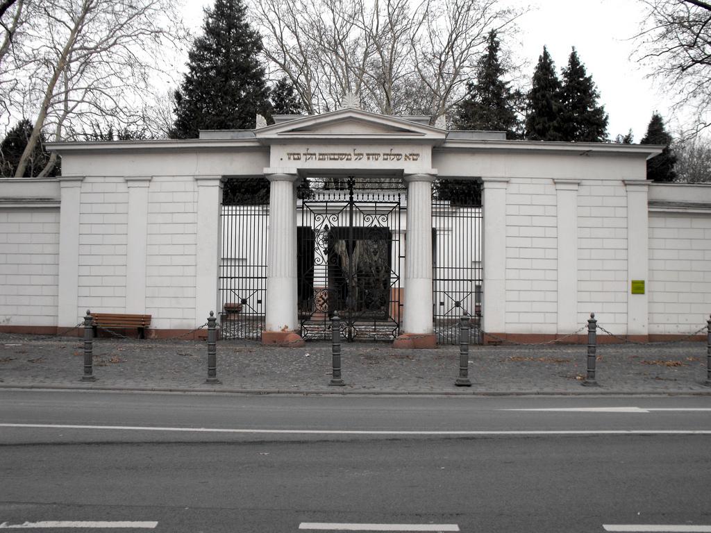 Old Jewish Cemeteries