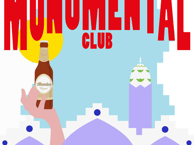 Monumental Club: Guille Milkyway + Barbott + The Father Mockers + Harry Callahan
