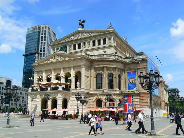 The best attractions in Frankfurt