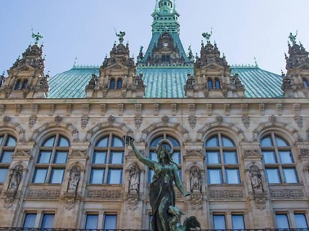 © Rathaus Hamburg