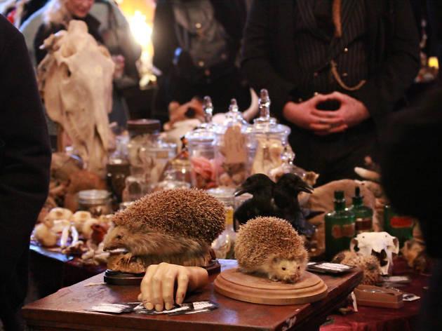 Satanic Flea Market - Christmas 2017