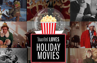Time Out Ultimate Holiday Movie Series