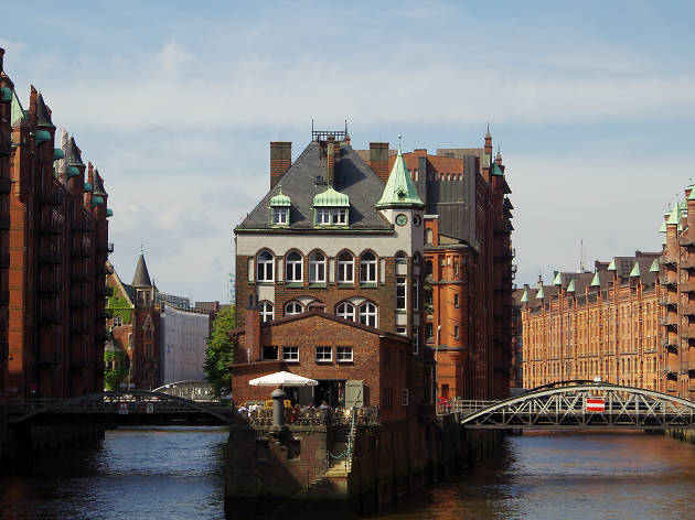 The best attractions in Hamburg
