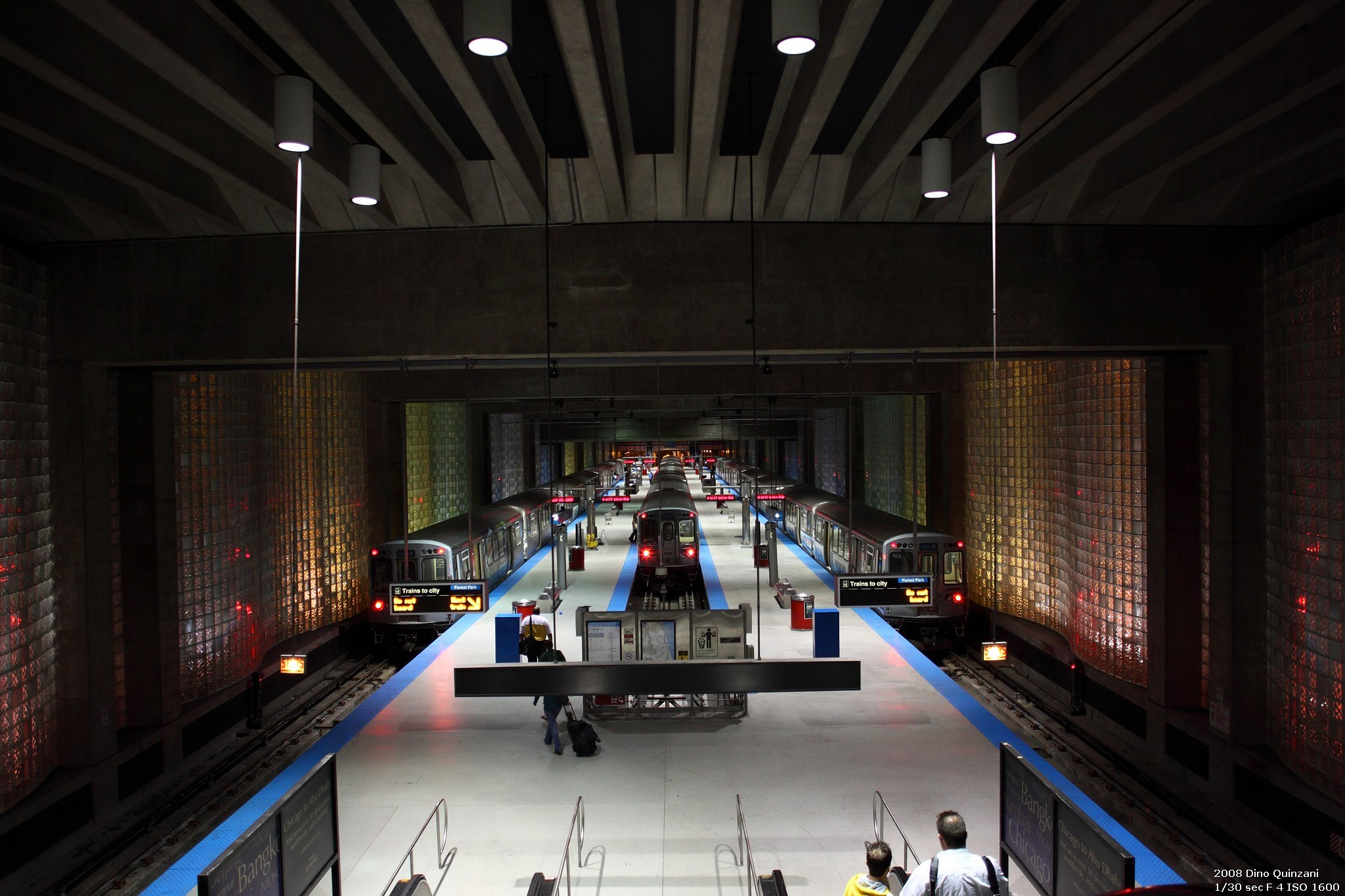 O'Hare CTA station