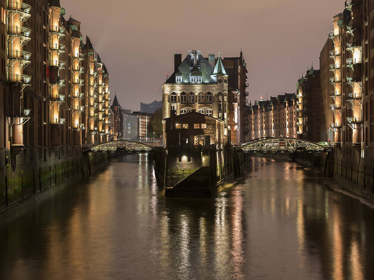 The 10 best attractions in Hamburg
