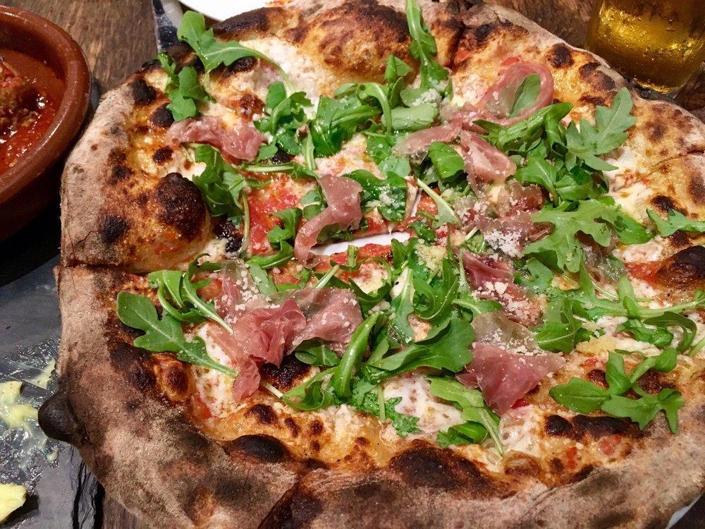 Razza restaurant in Jersey City