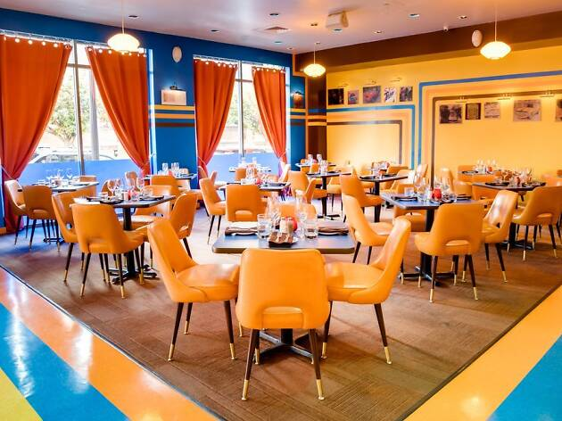 FM Restaurant Bar and Lounge
