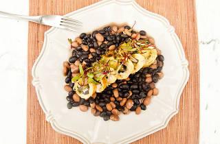 Museo y restaurante Tamayo comida de museo