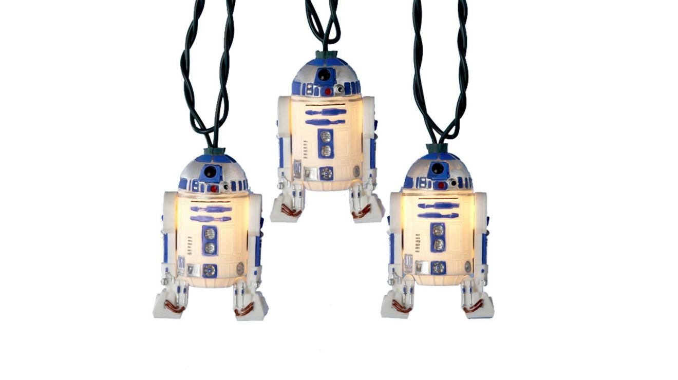 Luces R2-D2