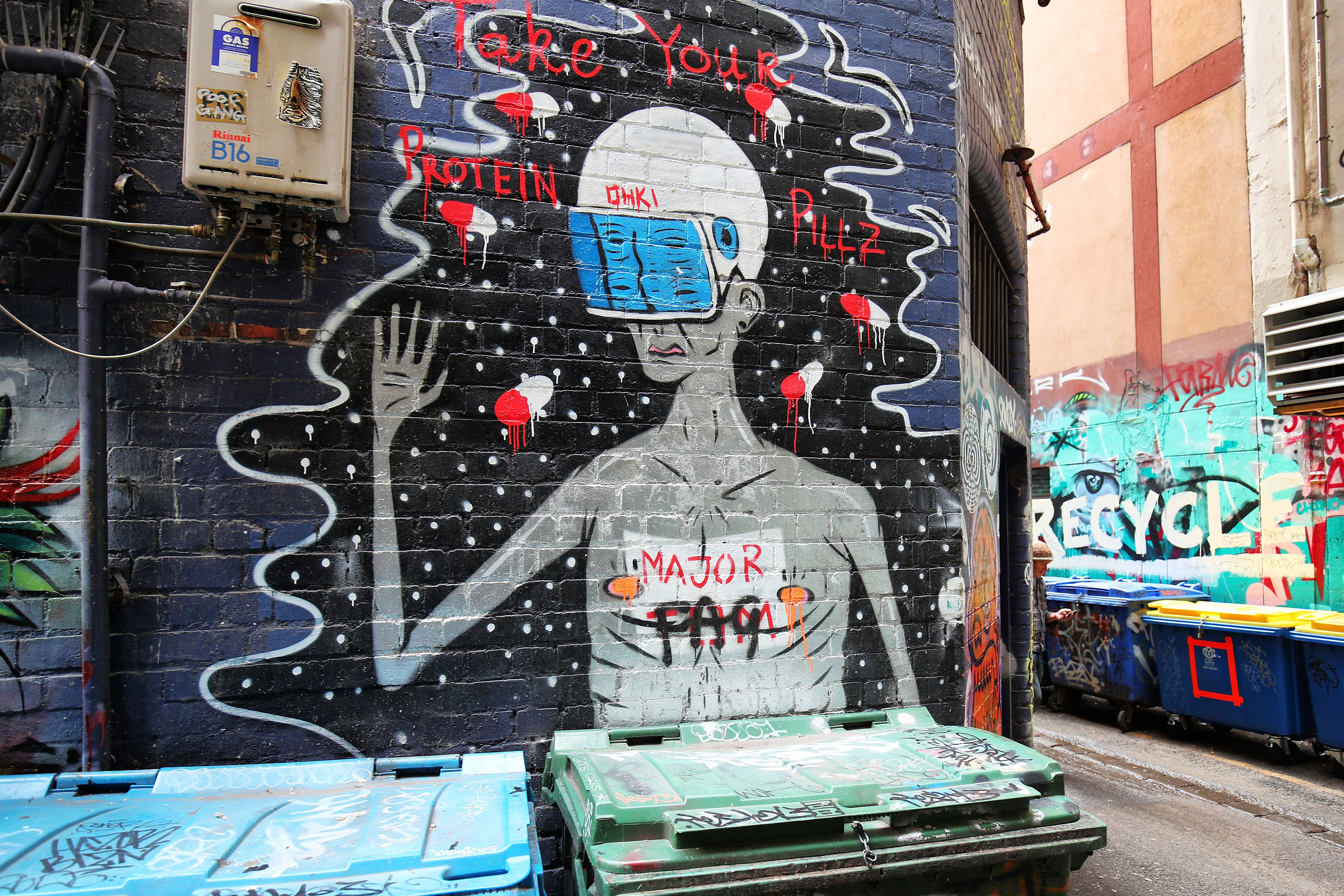 Where to find Melbourne's best street art