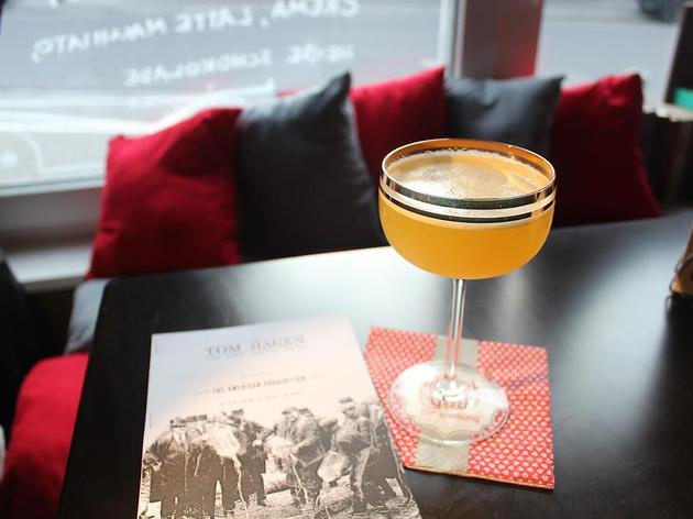 Tom Hagen Bar