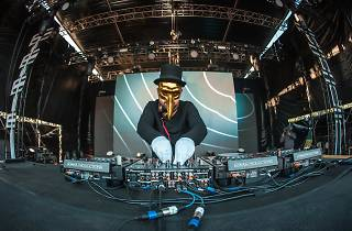 Claptone: Showcase Launch OpenAir