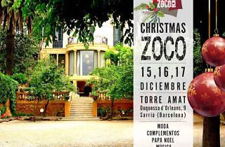 Christmas Zoco BCN 2017