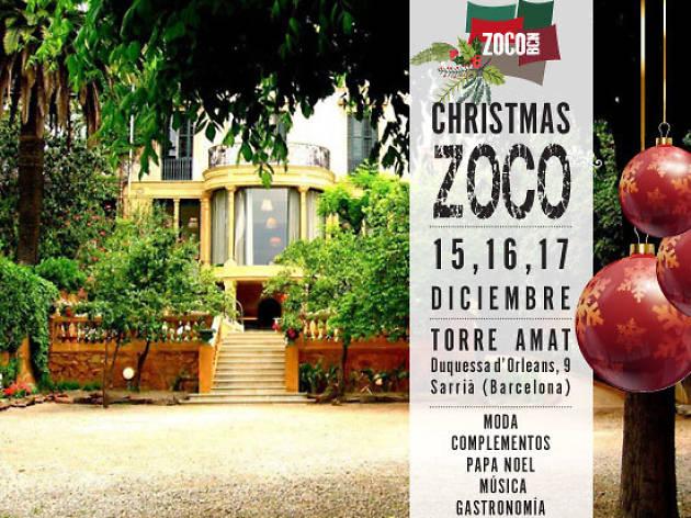 Christmas Zoco Bcn