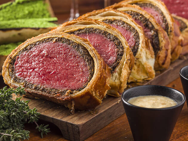 beef wellington bread street kitchen