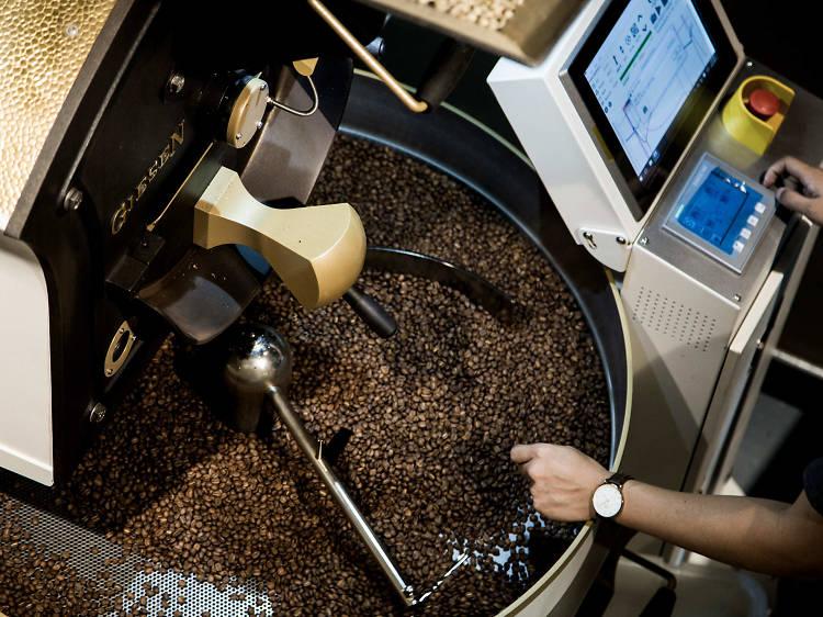 The Coffee Academics – The Roastery Lab