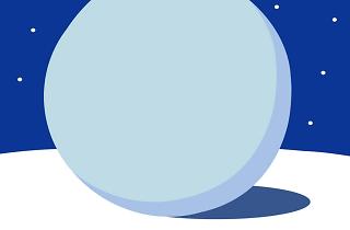 Gran bola de neu