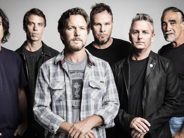 Pearl Jam a Barcelona?