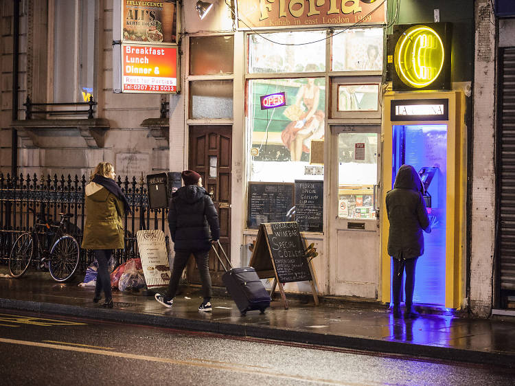 The best secret bars in London