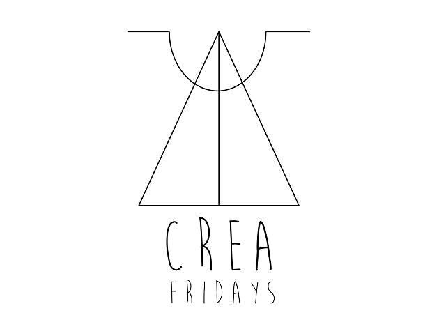 Crea Fridays logo