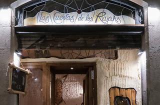 Cuevas de los Rajahs