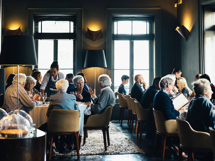 Os melhores restaurantes na Foz